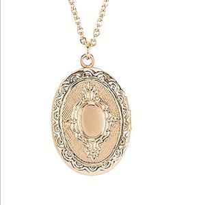 Purchased on revolve just the locket